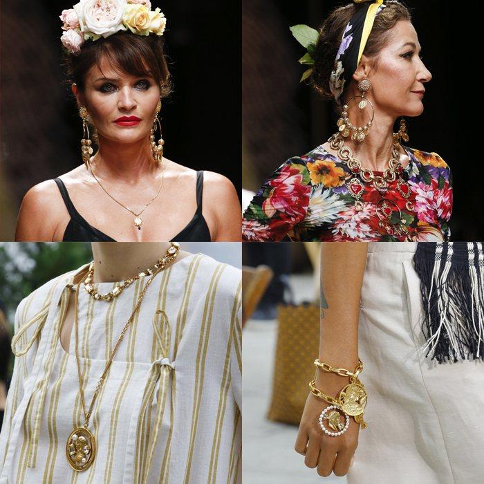 Medallions | fashion over 40 | style | fashion | 40plusstyle.com