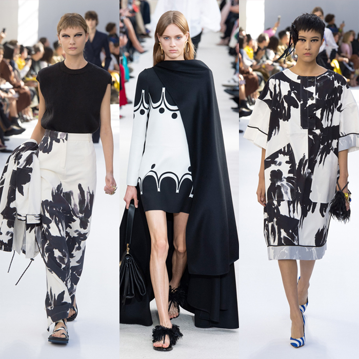 Monochrome looks for spring 2019 | 40plusstyle