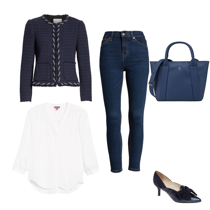 48bfb1f36e0c How to dress when you are short or petite  Dressing guidelines on ...
