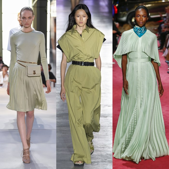 the best minty color for spring 2019 | spring summer 2019 color trends | 40plusstyle