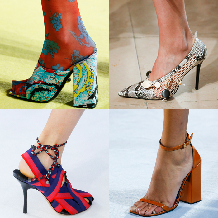 2efa17440c3 spring / summer 2019 shoe trends: The best and most fun shoes this season