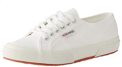 Superga Women's 2750 Cotu Sneaker | 40plusstyle.com