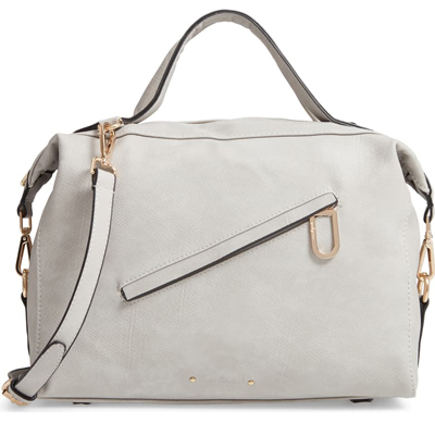 asymmetrical bag | 40plusstyle.com