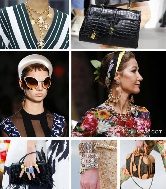 333129ab16560 The best accessories trends for Spring 2019 | 40+ Style - How to ...