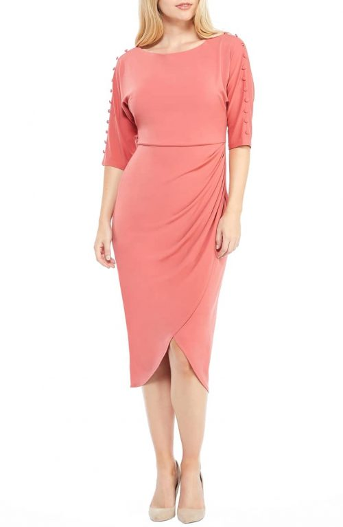coral dress ideas for summer | 40plusstyle.com
