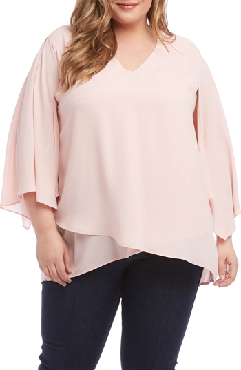 crossover top | 40plusstyle.com