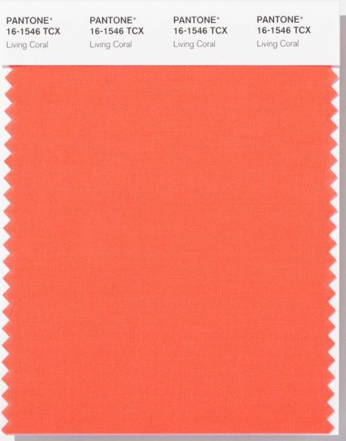 408b31c6018d How to wear coral – the color of the year for 2019: Including ...