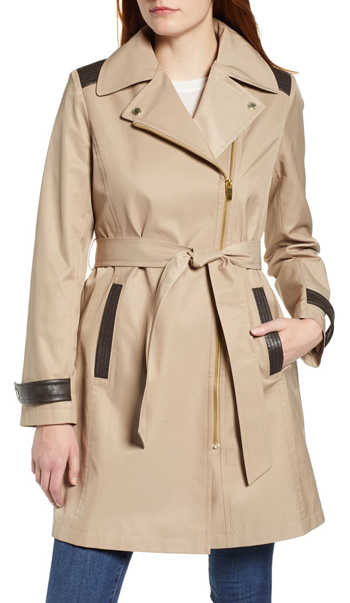 trench coat | 40plusstyle.com