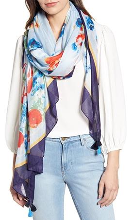 Add a scarf | fashion over 40 | style | fashion | 40plusstyle.com