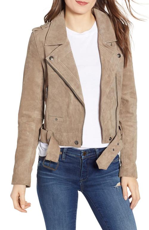 Biker jackets for women over 40 | 40plusstyle.com