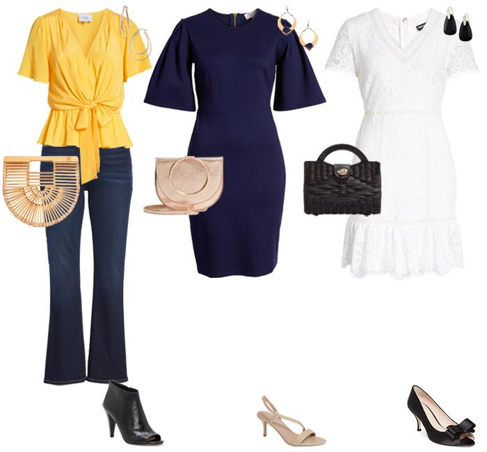 good silhouettes for petites | fashion over 40 | style | fashion | 40plusstyle.com