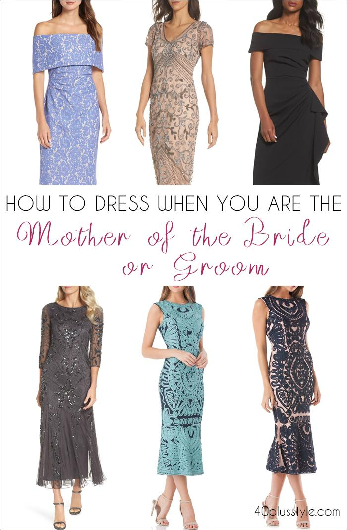 8ed599c8d5 How to dress when you are the mother of the bride (or groom)