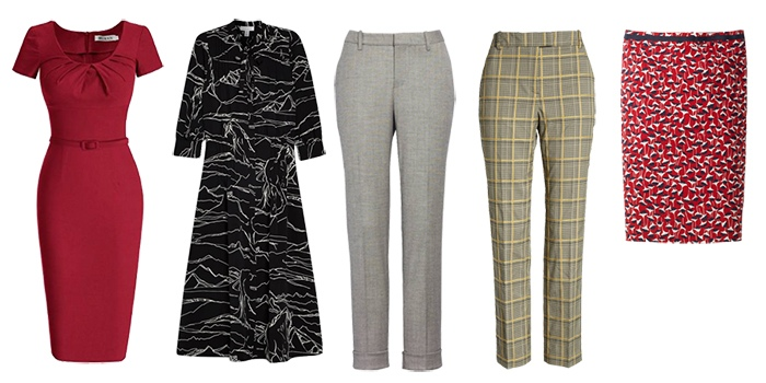 How to dress for work: Dresses and skirts for the office | fashion over 40 | style | fashion | 40plusstyle.com