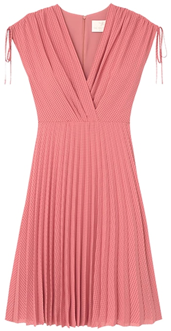 Pleated Dress | fashion over 40 | style | fashion | 40plusstyle.com