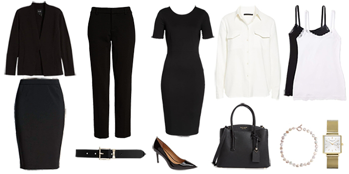 How to dress for work: The anchoring basics for the office | fashion over 40 | style | fashion | 40plusstyle.com