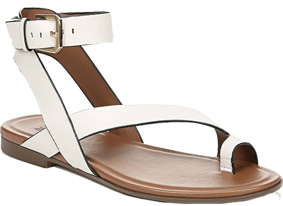 White Sandals | fashion over 40 | style | fashion | 40plusstyle.com