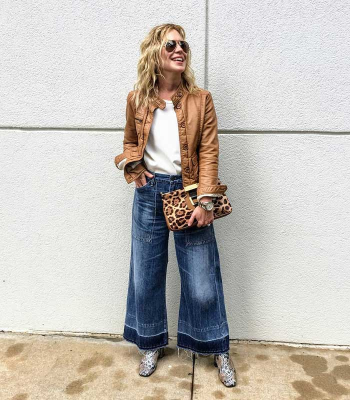 The best fitting jeans for women: choose the best jeans for your body type