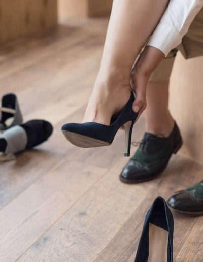 Best shoes when you have bunions | 40plusstyle.com