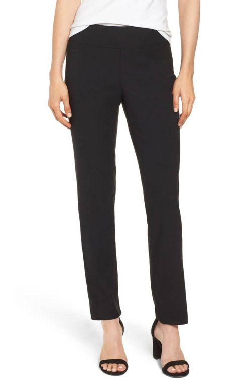 Black pants for women over 40 | 40plusstyle.com