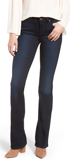 bootcut jeans | 40plusstyle.com