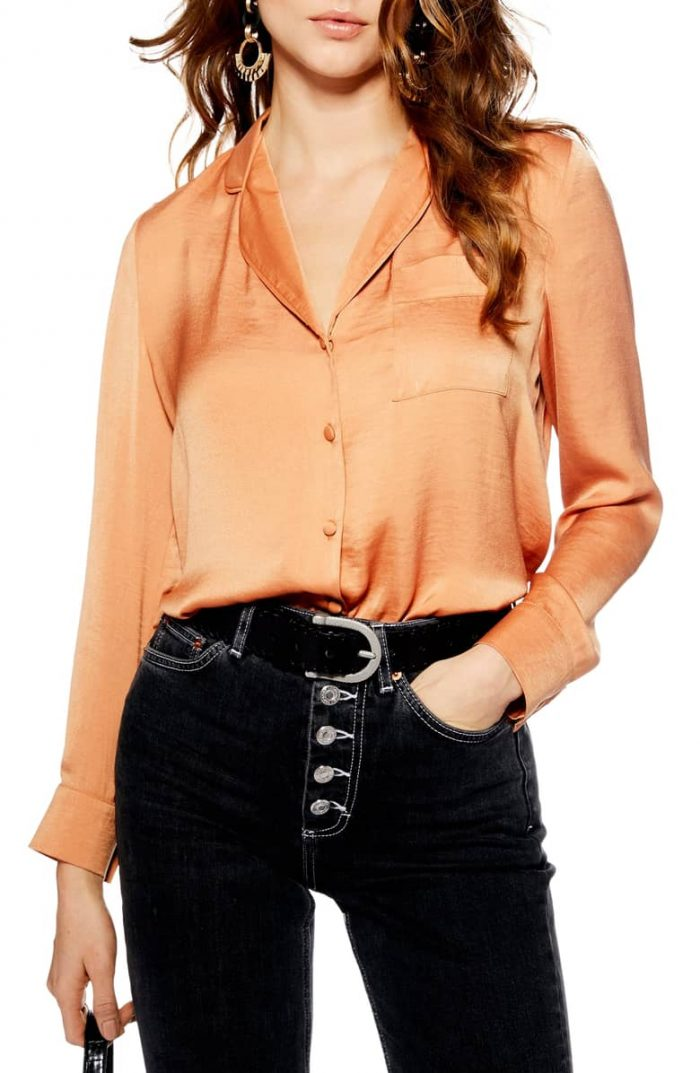 how to wear orange for women over 40   40plusstyle.com