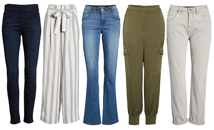 Pants for the natural style personality   40plusstyle.com