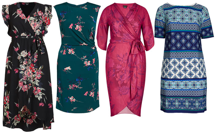 Dresses for plus size petites | fashion over 40 | style | fashion | 40plusstyle.com