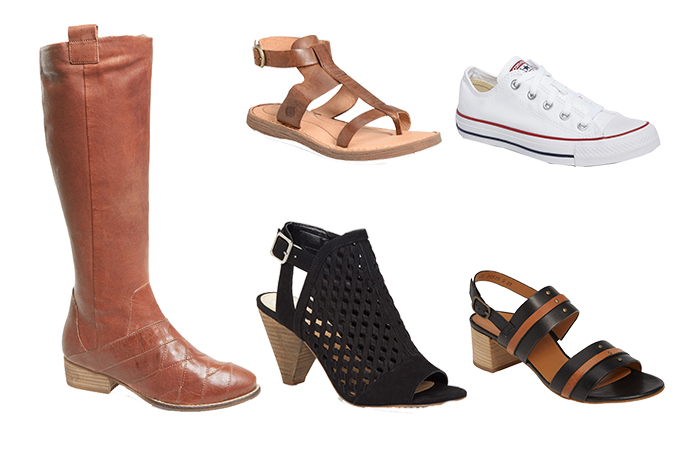 Shoes and boots for the natural style personality   40plusstyle.com