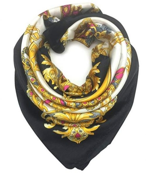 stylish scarves for women over 40 | 40plusstyle.com