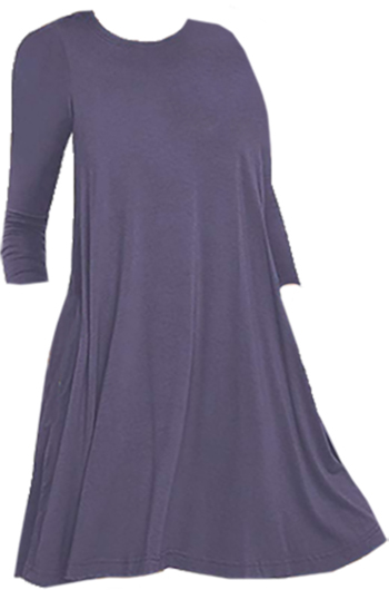 tunic dresses to hide your tummy | fashion over 40 | style | fashion | 40plusstyle.com
