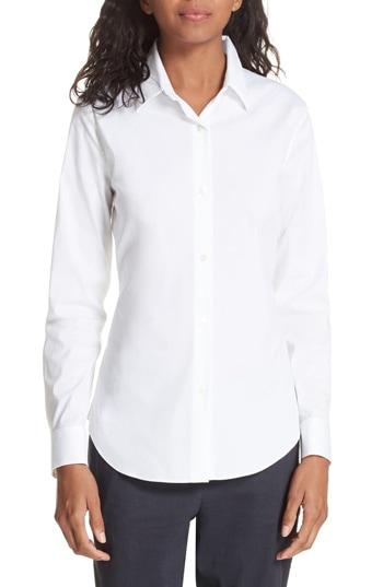 white shirt | 40plusstyle.com