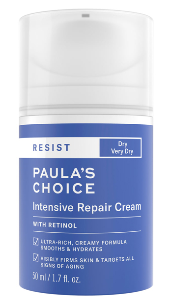 Resist Intensive Repair Cream with Retinol | 40plusstyle.com