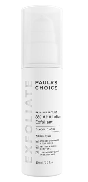Skin Perfecting 8% AHA Lotion Exfoliant | 40plusstyle.com