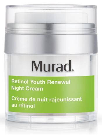 Retinol Youth Renewal Night Cream | 40plusstyle.com