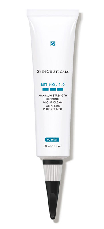 Retinol 1.0 Maximum Strength Refining Night Cream | 40plusstyle.com