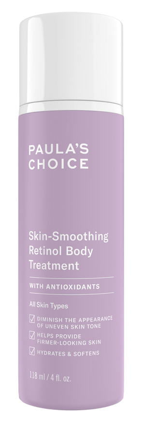 Resist Retinol Skin Smoothing Body Treatment | 40plusstyle.com