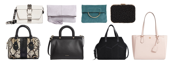 bags for the rectangle body shape | 40plusstyle.com