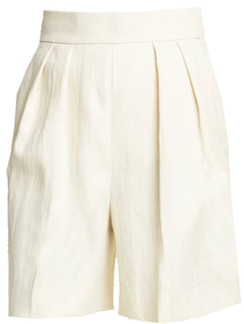 Pleated Shorts | fashion over 40 | style | fashion | 40plusstyle.com
