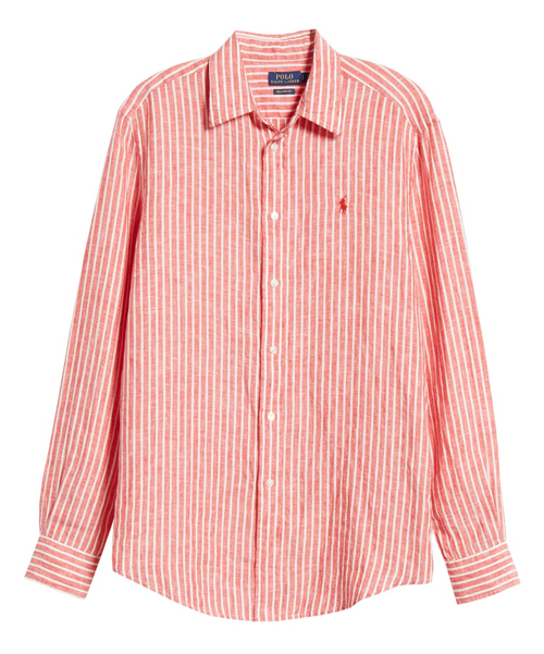 Button-down polo women's travel shirt | 40plusstyle.com