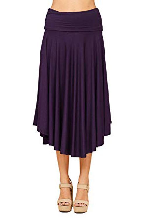 Travel skirt | 40plusstyle.com