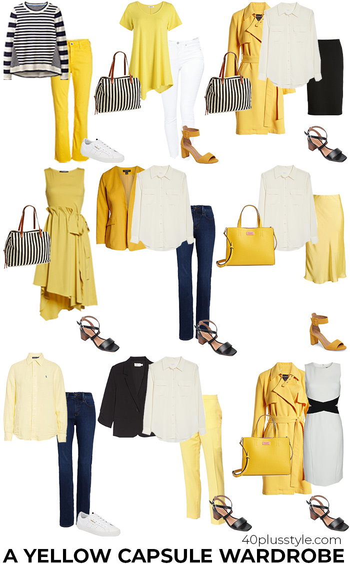 Different Ways And Color Combinations
