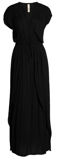 Elan cover-up maxi dress | 40plusstyle.com