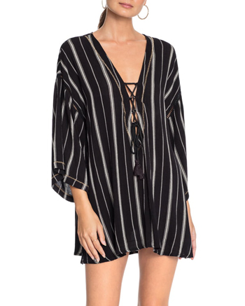 Cover up to wear in a cruise | 40plusstyle.com