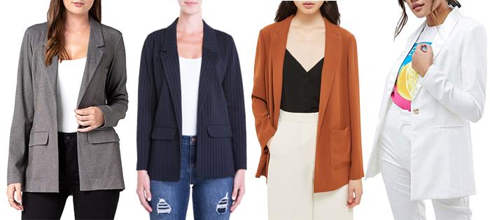 Long blazers | 40plusstyle.com