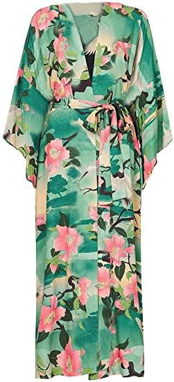 Swim kimono | 40plusstyle.com