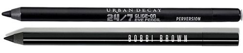 Pencil eyeliners   40plusstyle.com