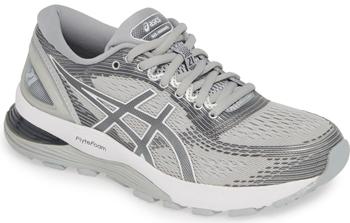 Ascics GEL-Nimbus 21 Running Shoe | 40plusstyle.com