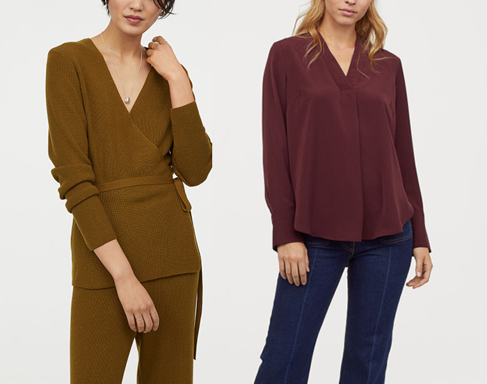 H&M clothes for women over 40 | 40plusstyle.com
