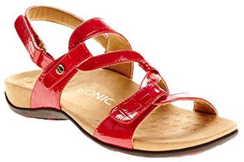 Vionic Paros sandals | 40plusstyle.com