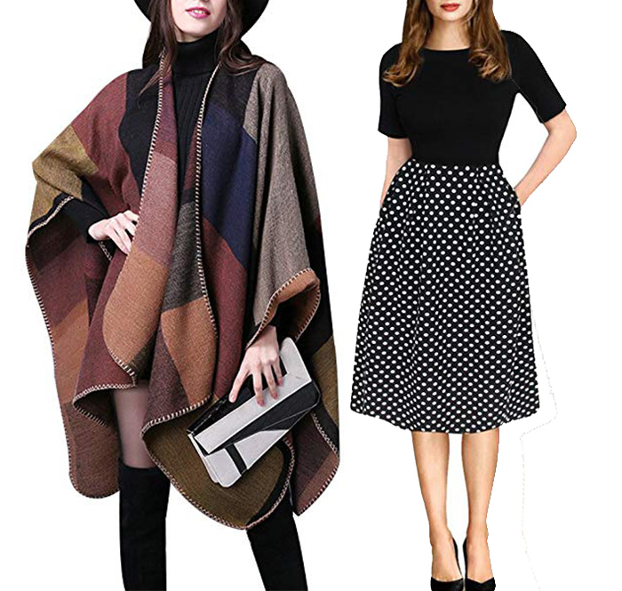 Amazon fashion for women over 40 | 40plusstyle.com